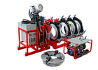 China SMD-B450/200H  Hdpe Hydraulic Butt Fusion  Welding Machine factory