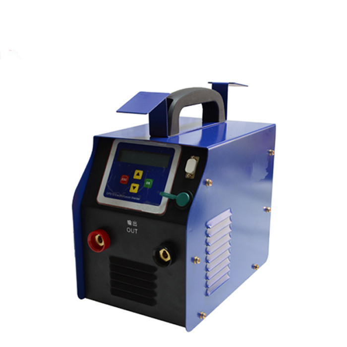 DPS10-2.2KW PE pipe fitting electrofusion welding machine