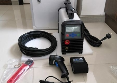 DPS20-2.2KW plastic/poly/pe pipe fittings Electrofusion welding machine price to 200mm