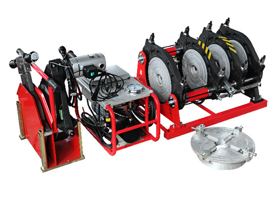 Semi Automatic Butt Fusion Equipment  SMD-B315/90H
