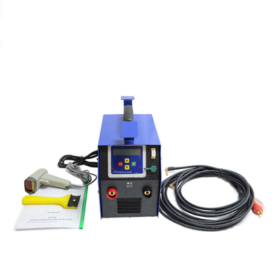 DPS10-12KW 40~65Hz SGS Pe Pipe Eletrofusion Welding Machine