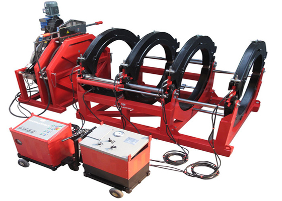 SMD-B2500H/1600H HDPE Pipe Butt Fusion Welding Machine