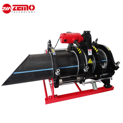 315mm hdpe pipe hydraulic butt fusion plastic welder